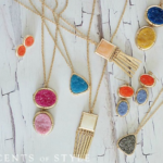 Trendy Druzy Jewelry Under $6.95 Shipped from Cents of Style