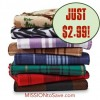 WOW! $2.99 Fleece Throws from Kmart- Today Only (Perfect for Donation!)