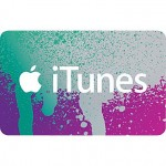Discounted iTunes Gift Cards at Staples