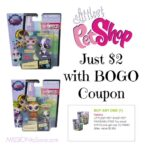 Littlest Pet Shop Pet Pawsabilities Just $2 at Target with Printable Coupon
