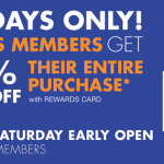 Big Lots 20% Off Sale Weekend for Buzz Club Members! (1/24-1/25/15)