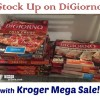 DiGiorno Kroger Mega Sale Deal