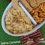 Extra Caramel SNICKERS Dip Recipe Perfect for Your #BigGameTreats #Ad