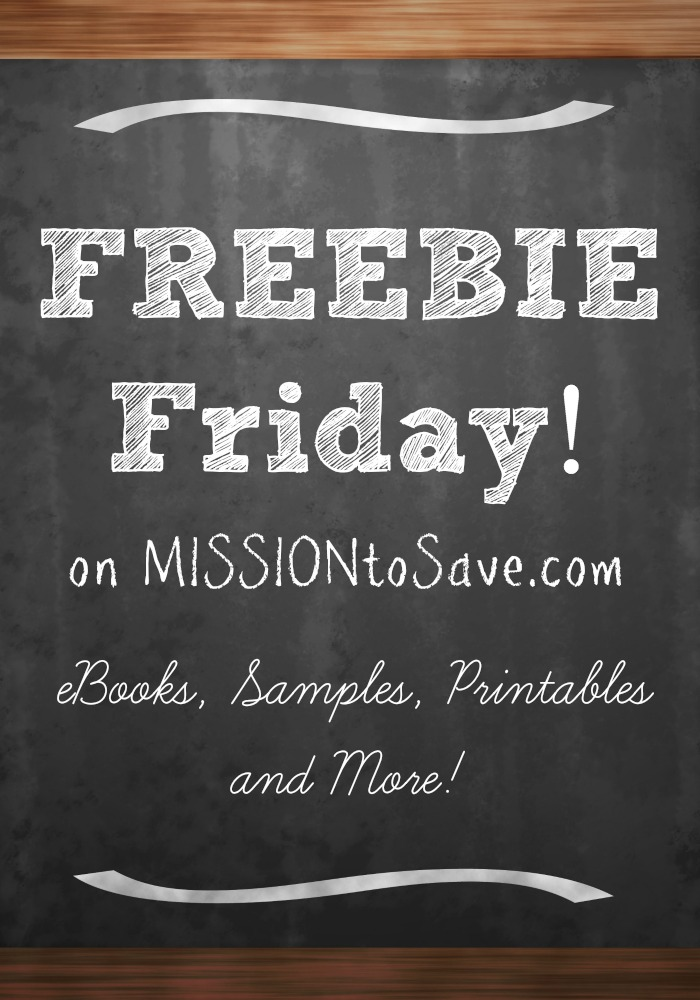 TGIFF!  Thanks goodness it's Freebie Friday!  Check out this list of Free eBooks, Free Samples, Free Printables and much more!