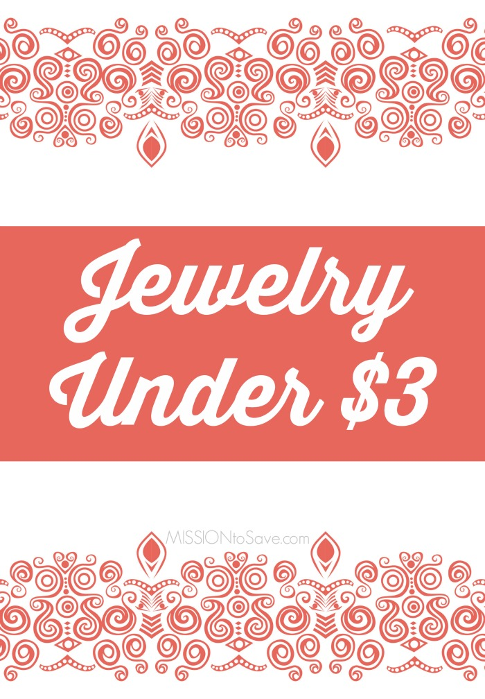 Jewelry Under $3 from Amazon