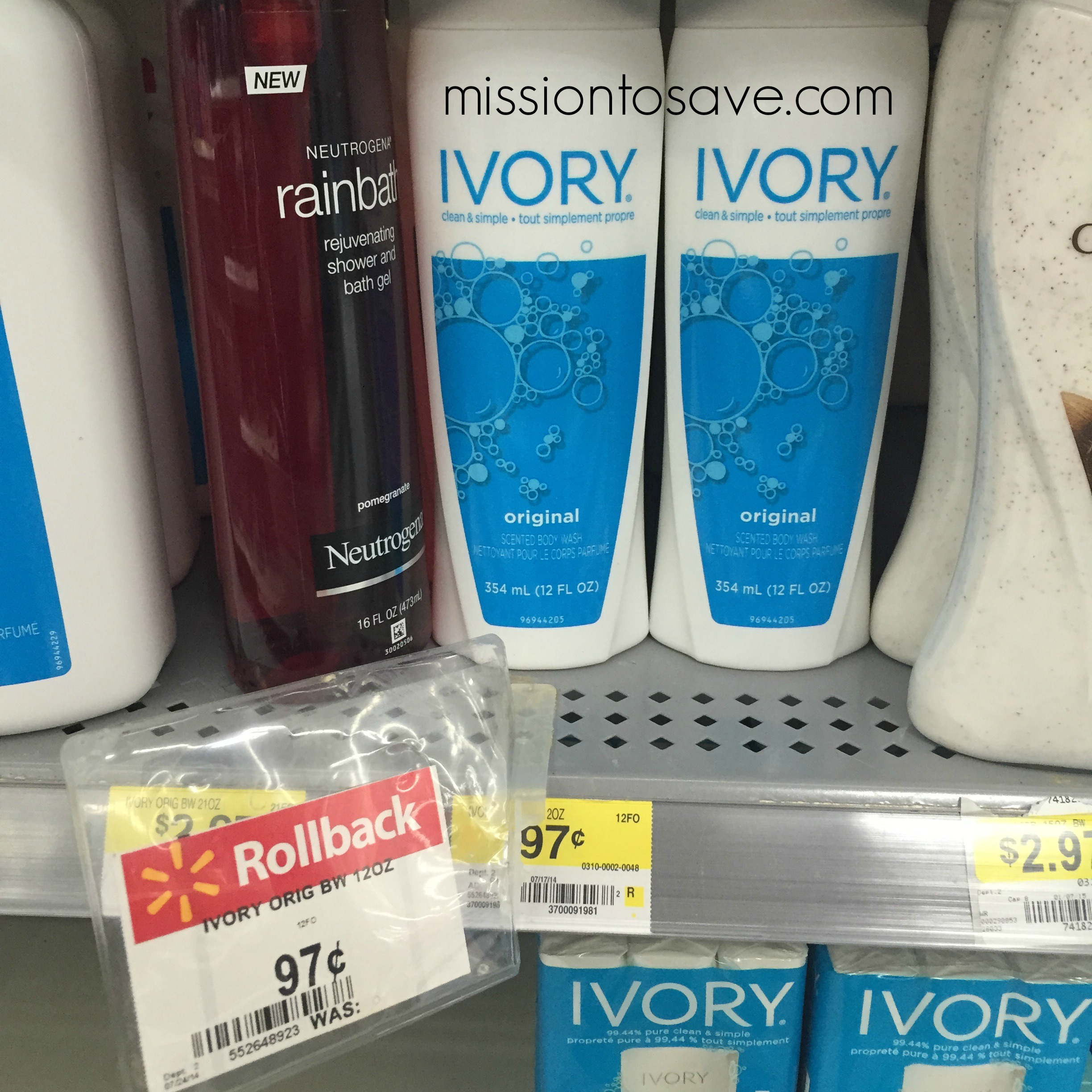 Ivory body wash coupons canada