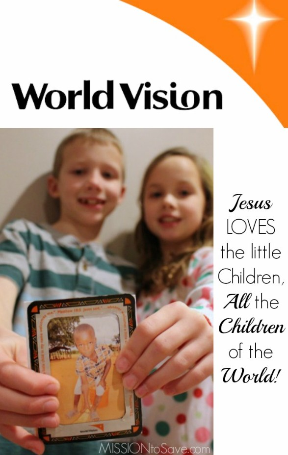 world vision all the children of the world