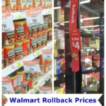Chef Boyardee & Banquet with Rollback Prices at Walmart