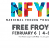 Free Menchie's for National FroYo Day 2/6