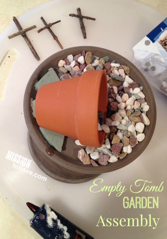 Empty Tomb Garden Assembly