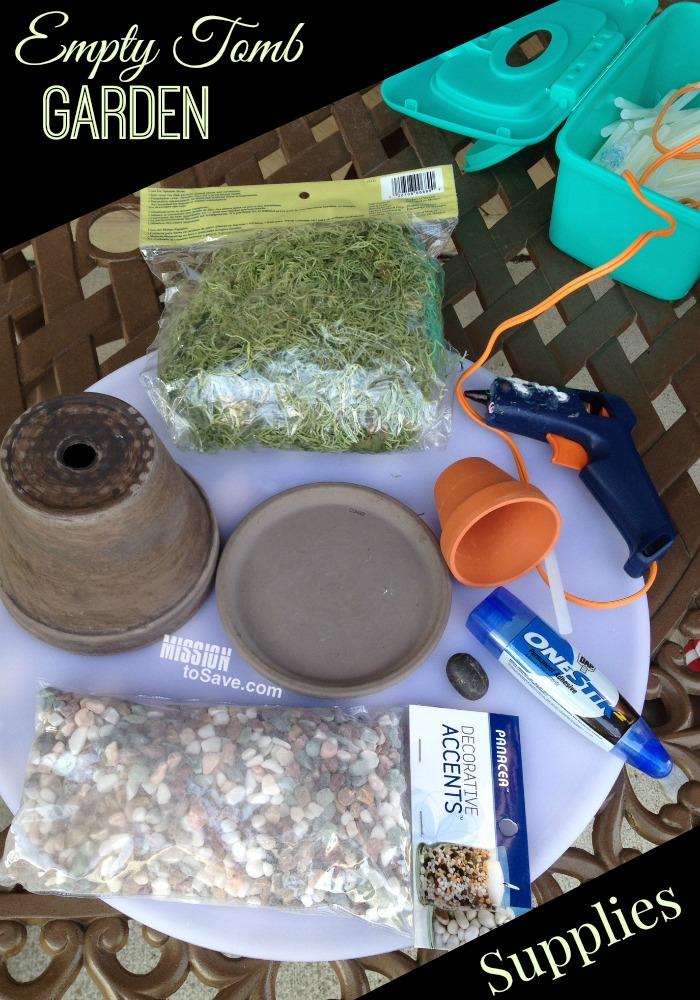 Empty Tomb Garden Supplies