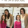 Our Hair Donation Journey Continues at the New The Spa at River Ridge Location