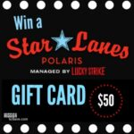 Pins, Pop-a-Shot and Pizza- Star Lanes Polaris Spring Break Staycation Offer
