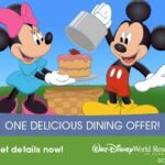 Free Dining and a Room Only Discount are Back at Walt Disney World