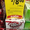 Diet Dr Pepper deal at cvs