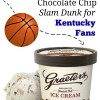 New Graeter's Bourbon Pecan Chocolate Chip is the perfect treat for Kentucky Fans!