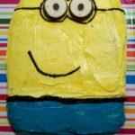 Easy Minions Cake Recipe