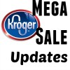 Kroger Mega Event Sale Updates – All Detergent for $0.49 and More!