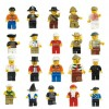 20 Lego Minifigures- PRICE DROP! Under $5 Shipped!