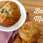 Easy Banana Muffins Recipe (Works for Banana Bread too)