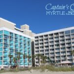Book Voyage at Captain's Quarters on Myrtle Beach for a Family Friendly Vacation
