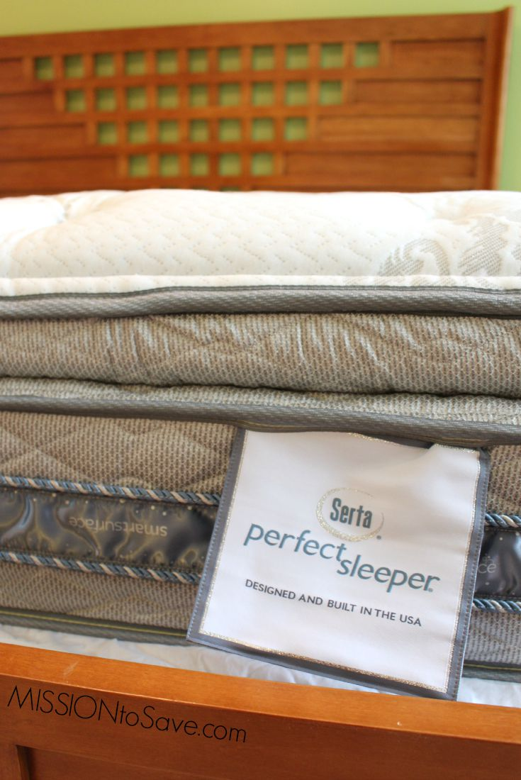 rest easy on a serta mattress from big lots ad mission to save