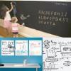 6-Foot Chalkboard or Whiteboard Wall Decal
