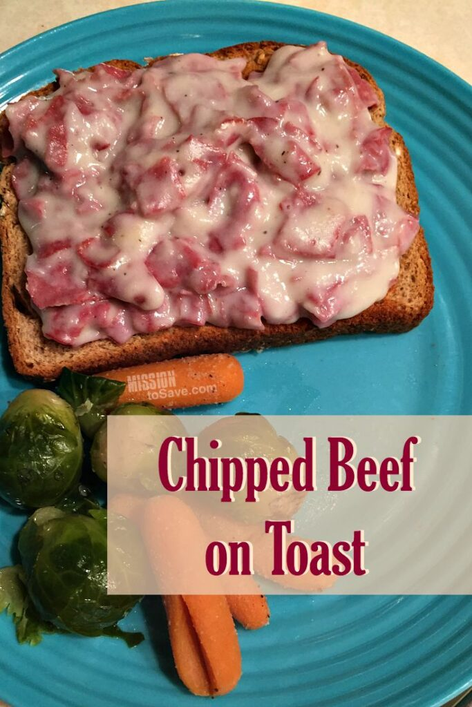 Chipped Beef Recipe Food Com