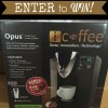 SpinBrew Your Perfect Cup- iCoffee Single Brewing Machine Giveaway