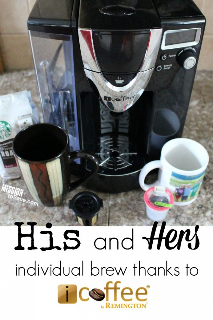 His and Hers iCoffee