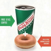 Krispy Kreme National Coffee Day Freebie for 2015, Doughnut and Coffee – A Perfect Pair!