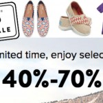 *HOT* TOMS Surprise Sale thru Thursday Only!
