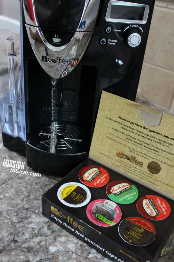 iCoffee Machine