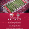 Win OSU Tickets from Big Lots!