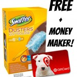 Free + Money Maker Swiffer Products with Target Gift Card Deal!