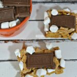 Make this No Bake S'mores Bars Recipe any season. It's easy and so tasty!