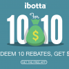 *HOT* Ibotta $10 Welcome Bonus for New Users