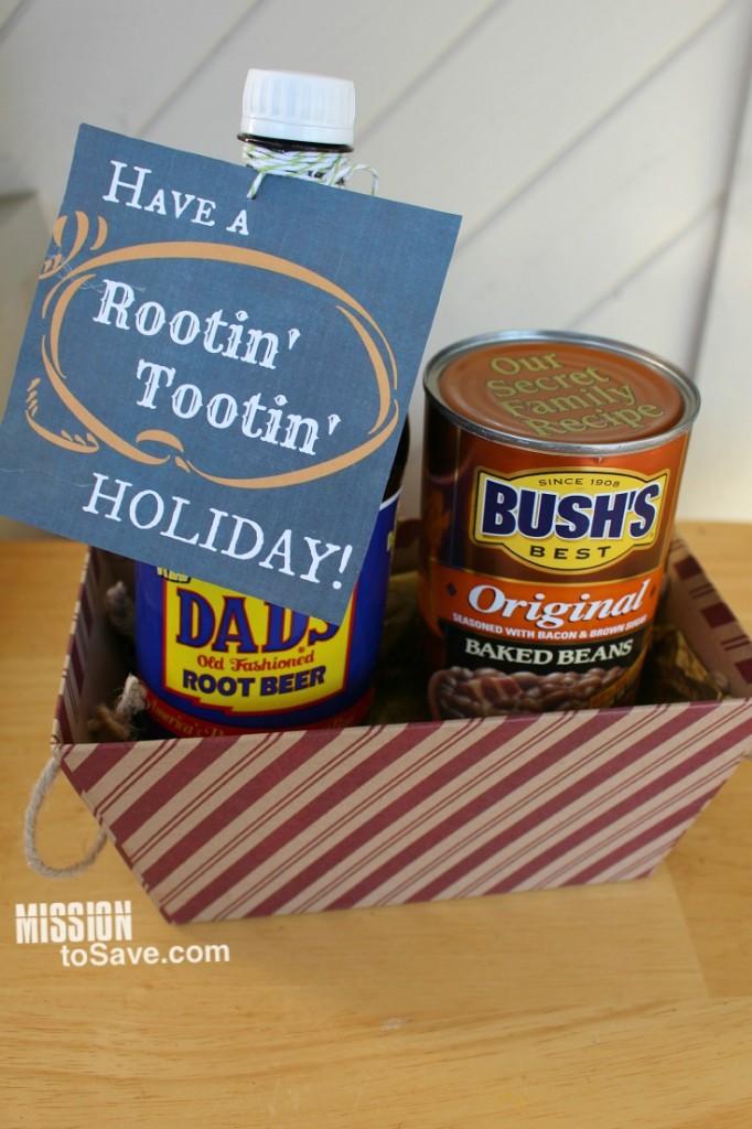 A Rootin Tootin Holiday Gift