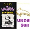 Diary of a Wimpy Kid Old School Under $6
