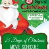 New Freeform (abc Family) 25 Days of Christmas Movie Schedule (2016)