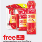 *HOT* FREE Glade Wax Warmer + Glade Target Gift Card Promo!