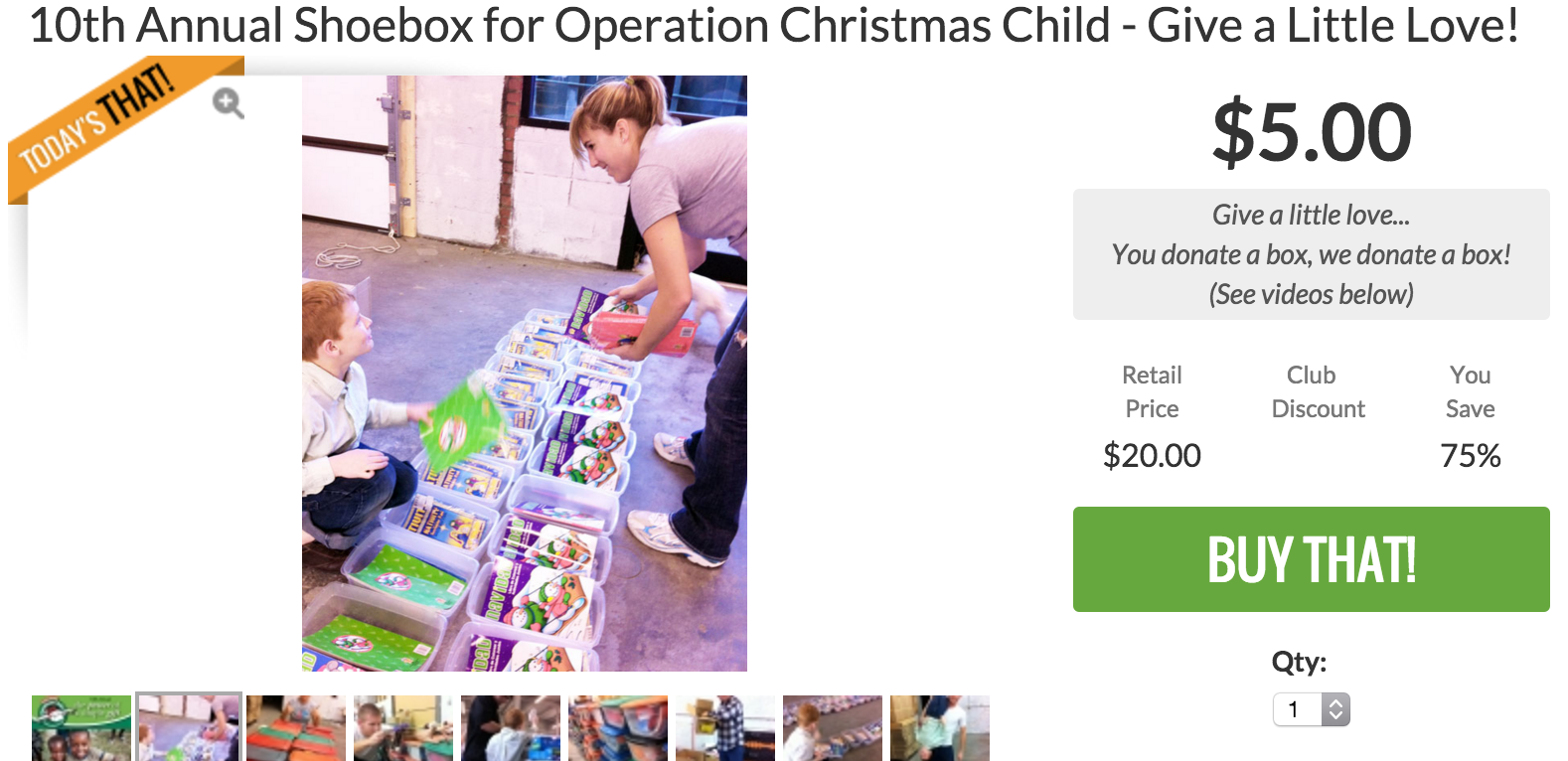 Pack and Ship an Operation Christmas Child Shoebox for Just $5 ...