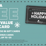 Applebee's Mystery Values Gift Card Promotion