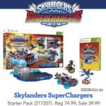 Skylanders SuperChargers Sale