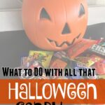 What To Do With All That Halloween Candy!?