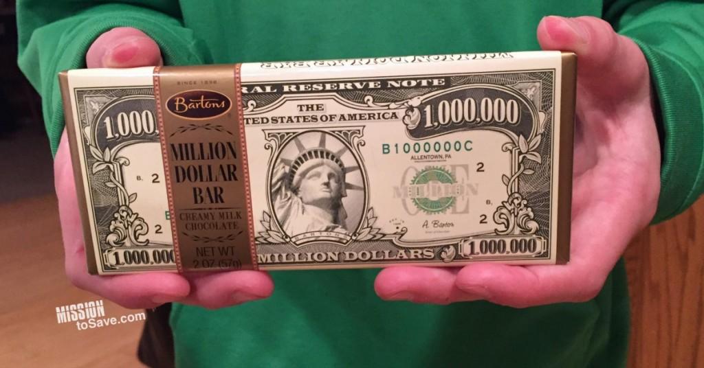 You're a Million Bucks!