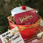 "Teacher Gift Idea for Graeter's Fan: You Are a ""Graet"" Teacher!"