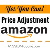 Thought you bought at a great price? But now it's even lower! Did you know you CAN get an Amazon price adjustment? See my steps for How to get a price adjustment from Amazon