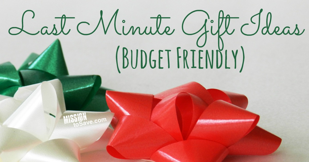 5 Last Minute Gift Ideas For Christmas