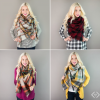Hot Trend: Blanket Scarves Deal on Cents of Style